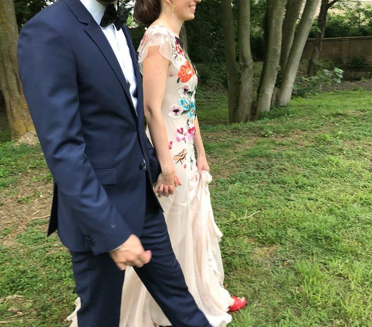 Wedding couples feedback